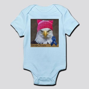 Eagle in Pussyhat ACLU Body Suit