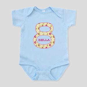 8th Birthday Personalized Infant Bodysuit