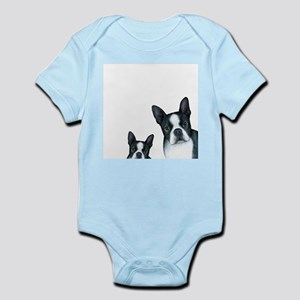 Dog 128 Boston Terrier Body Suit