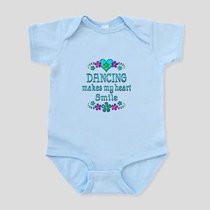 Dancing Smiles Infant Bodysuit