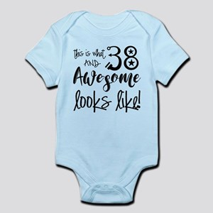 Awesome 38 Years Old Infant Bodysuit