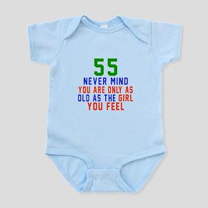 55 Never Mind Birthday Designs Infant Bodysuit