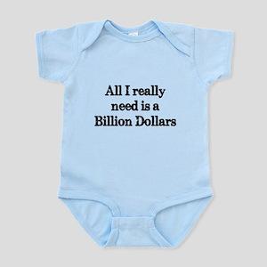 A Billion Dollars Body Suit