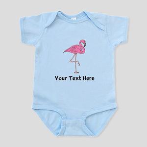 Flamingo On One Leg (Custom) Body Suit