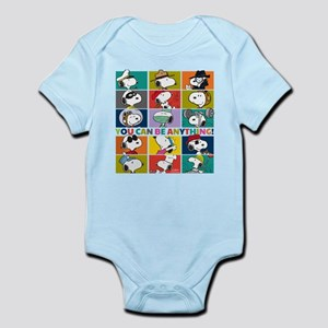 Snoopy-You Can Be Anything Infant Bodysuit
