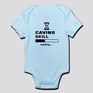 Caving Skill Loading.... Infant Bodysuit