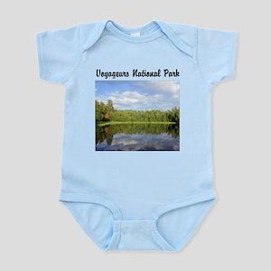 Voyageurs National Park Infant Body Suit