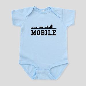 Mobile AL Skyline Body Suit