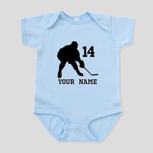 Custom Hockey Player Gift Body Suit