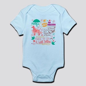 Gilmore Girls Collage Infant Bodysuit