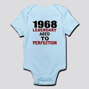 1968 Legendary Aged To Perfection Infant Bodysuit