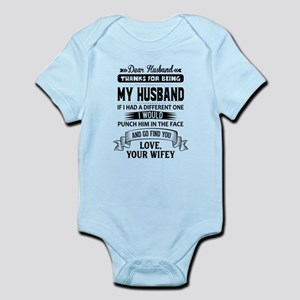 Dear Husband, Love, Your Favorite Body Suit