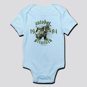 AutoBot Grimlock 1984 Infant Bodysuit