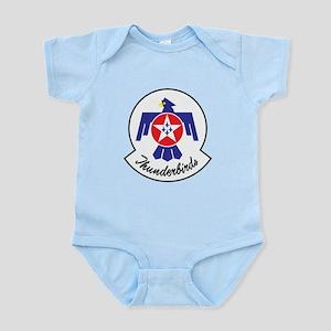 U.S. Air Force Thunderbirds Baby Light Bodysuit