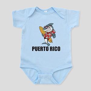 Puerto Rico Body Suit