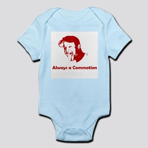 Always a Commotion Infant Creeper