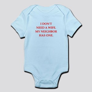 neighbor Body Suit