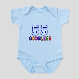 55 God Bless Birthday Designs Baby Light Bodysuit