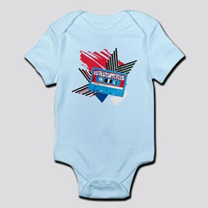 Pepsi Flashback Cassette Baby Light Bodysuit