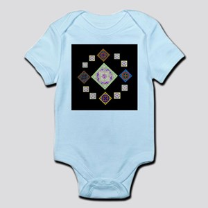 1881 quilting bee Infant Bodysuit