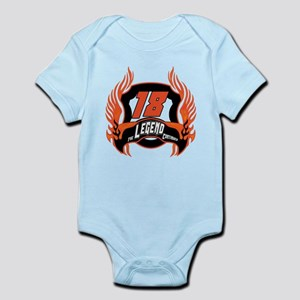 18th Birthday Infant Bodysuit