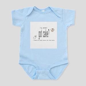 Got Cake Infant Bodysuit