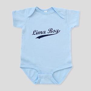 Lima Boy Infant Bodysuit