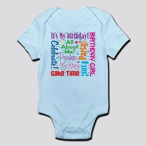 1st Birthday Princess Infant Bodysuit