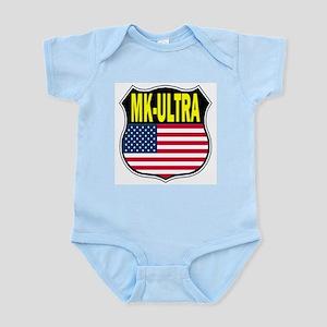 PROJECT MK ULTRA Infant Bodysuit