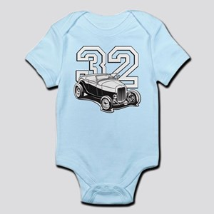 '32 ford Infant Bodysuit