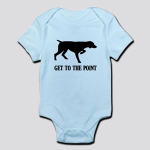 GET TO THE POINT Body Suit