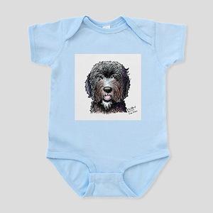 WB Black Doodle Infant Bodysuit