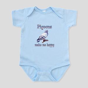 Pigeon Infant Bodysuit