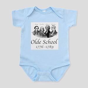 Olde School Body Suit