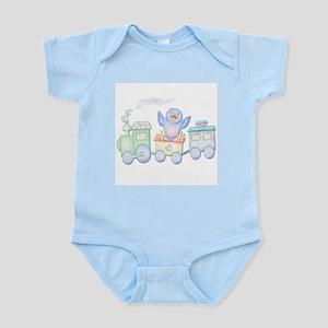 Future Engineer Train Infant Creeper