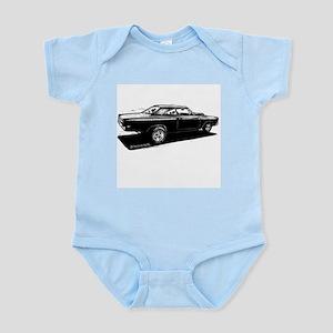 Roadrunner Infant Bodysuit