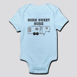 Home Sweet Home Fifth Body Suit