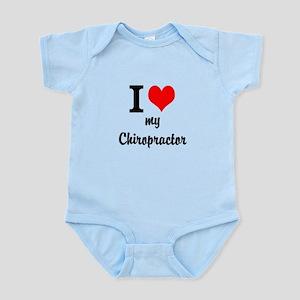 I Love My Chiropractor Infant Bodysuit