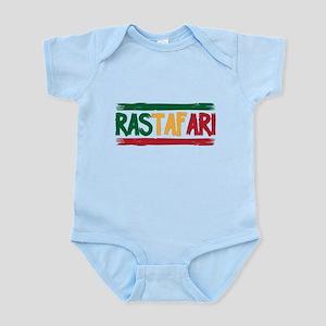 Rastafari Infant Bodysuit