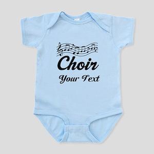 Custom Choir Musical Infant Bodysuit
