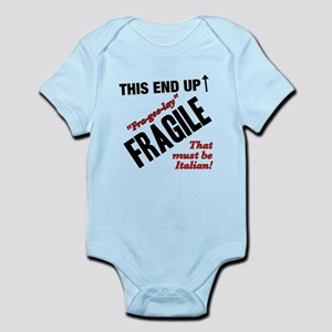 Fragile Must Be Italian - Christmas Story Infant B