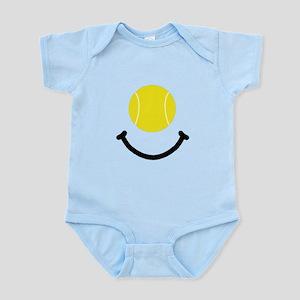 Tennis Smile Infant Bodysuit