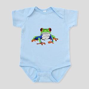 Frog Infant Bodysuit