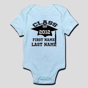 Customizable Senior Infant Bodysuit