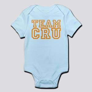 TEAM CRU Infant Bodysuit
