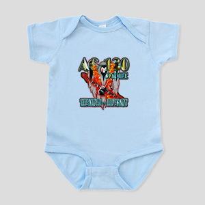 AC-130 Spectre The Night Hides Not Infant Bodysuit