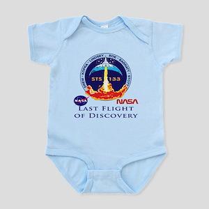 Last Flight of Discovery Infant Bodysuit