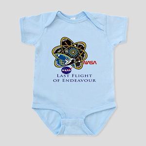 Last Flight of Endeavour Infant Bodysuit