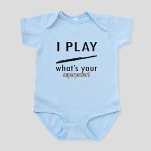 Cool Flute Designs Infant Bodysuit