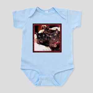 Three Cats Infant Bodysuit